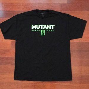 Mutant super sofa t-shirt